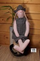 Кукла Тильда Волшебный кролик
