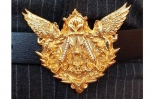 Образец пряжки на заказ Геральдика
