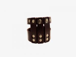 Кожаный браслет Риччи