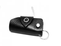 Кожаный футляр для ключей ДМ