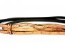 Ремень из кожи питона Венец фото 3