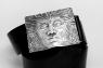 Ремень с пряжкой из серебра Эгос фото 1