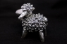 Статуэтка из серебра Бэлла фото 2