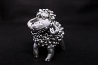 Статуэтка из серебра Бэлла