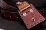 Кожаный ремень Гэвиал Виски фото 3
