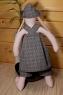Кукла Тильда Волшебный кролик фото 3