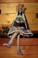Кукла Тильда ручной работы Жасмин