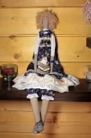 Кукла Тильда ручной работы Мэрелин