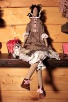Кукла Тильда ручной работы Мама
