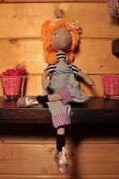 Кукла Тильда ручной работы Ириска