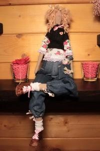 Кукла Тильда ручной работы Саманта