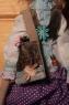 Кукла Тильда ручной работы Ирис  фото 1