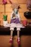 Кукла Тильда ручной работы Ирис  фото 2