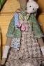 Кукла Тильда ручной работы Люня фото 3