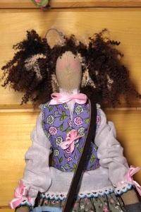 Кукла Тильда ручной работы Иволга