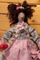 Кукла Тильда ручной работы милашка Сью.