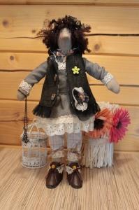 Кукла тильда ручной работы Волшебница