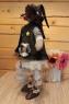Кукла тильда ручной работы Волшебница фото 2