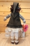 Кукла тильда ручной работы Волшебница фото 3