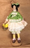 Интерьерная кукла Пасха фото 5